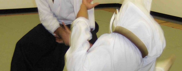 the Aikido technique of randori is the defense against multiple attackers and involves the concept of using a relaxed mind and body to improve situational awareness.